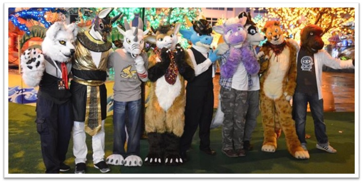 malaysia furries furry convention